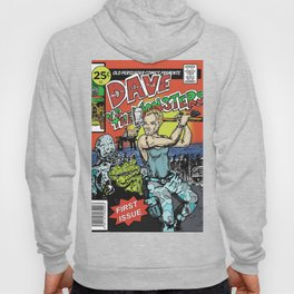 Dave Vs The Monsters Hoody