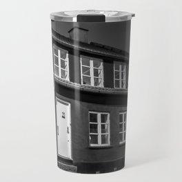 Charming houses, Aarhus Travel Mug