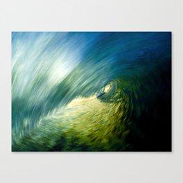 Motion Blur - Encinitas, CA Canvas Print