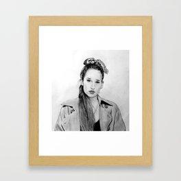 Jemima Framed Art Print