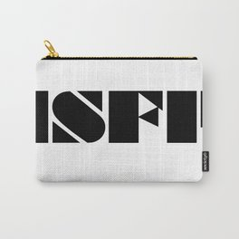 Type Type for ISFP Carry-All Pouch