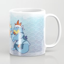 Johto Starters - The Diles Coffee Mug
