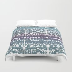 Mirror of Style Duvet Cover