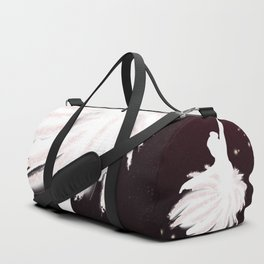 Space Ballerina (1 of 3) Duffle Bag