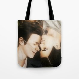 Klaine The Fault in Our Stars Tote Bag