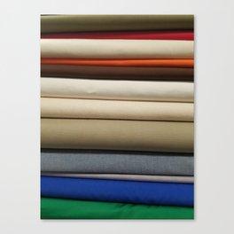 Bolt-Primary Canvas Print