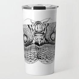 Brahmin Moth Travel Mug
