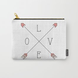 Tribal LOVE Carry-All Pouch