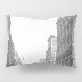 Walnut St., Kansas City, Mo. 1906 Pillow Sham