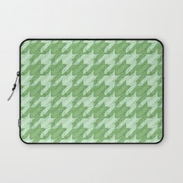 frog houndstooth Laptop Sleeve