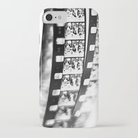 film iPhone & iPod Cases featuring film by Ingrid Beddoes