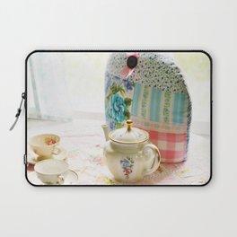Vintage tea setting Laptop Sleeve