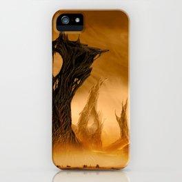 Regis 3 iPhone Case