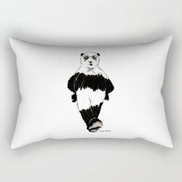 Riggo Monti Design #7 - The Riggo Bear Rectangular Pillow
