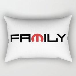 Mopar FAMILY Rectangular Pillow