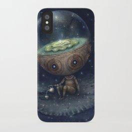 Zen Bot iPhone Case