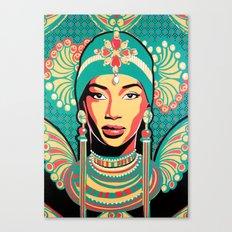 Aminata Canvas Print