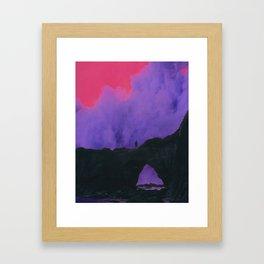 Zemir I Framed Art Print