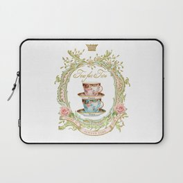 Tea for two Laptop Sleeve