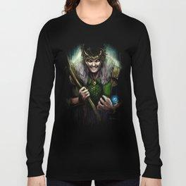Agent of Asgard Long Sleeve T-shirt
