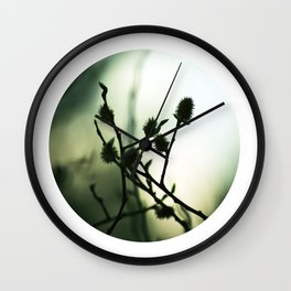 lovely bones Wall Clock