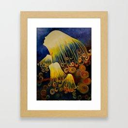 Jelly Girls Framed Art Print