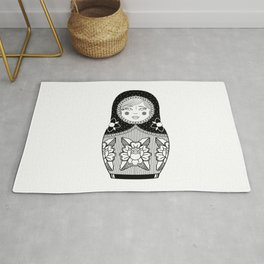 The Russian Doll Rug