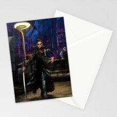 Cyber-Ninja  Stationery Cards