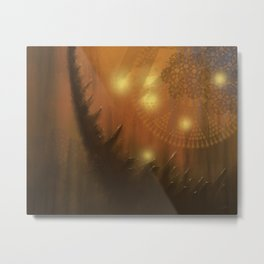 Movement 4: Crescendo Metal Print
