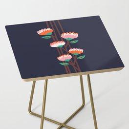 Benoít Flowers Side Table