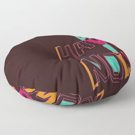 Only Now Floor Pillow