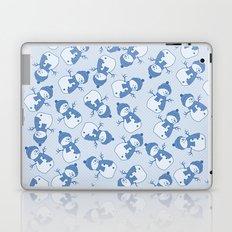 C1.3 snowman pattern Laptop & iPad Skin