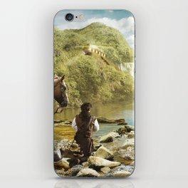 El dorado iPhone Skin