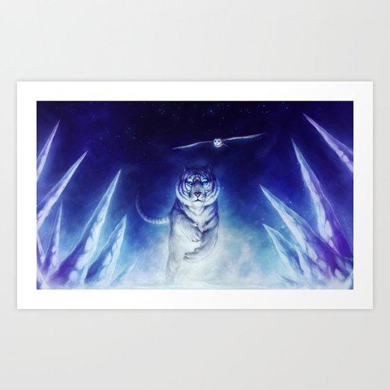 """Precursor"" Art Print"