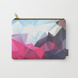 Polygonal Carry-All Pouch
