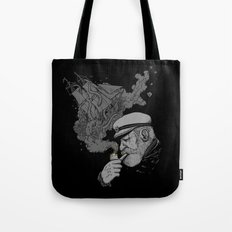 A Captains's Memory Tote Bag
