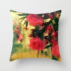 A promise of sweet softness Throw Pillow