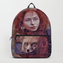 Foxy soul Backpack