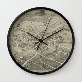 Denton 1883 Wall Clock