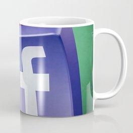 Facebook pressure Coffee Mug
