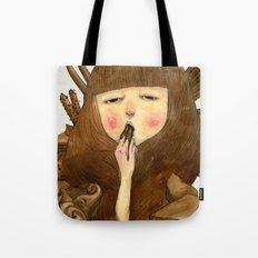 Chocoholic Tote Bag