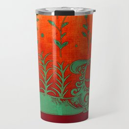Cretan Griffin Travel Mug
