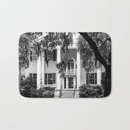Charleston, South Carolina Plantation House Bath Mat