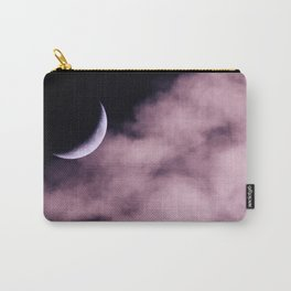Crescent Moon On A Fluffy Pillow Carry-All Pouch