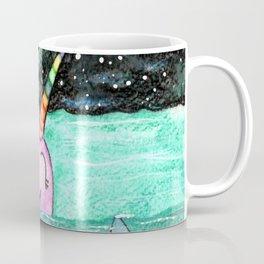 Narwhal Wish Coffee Mug