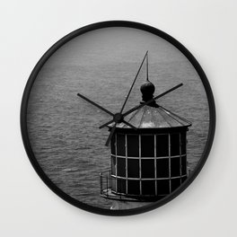 The Point Reyes Light House Wall Clock