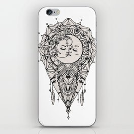 Sun Love iPhone Skin