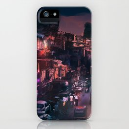 Grills, Smokes, and Lights iPhone Case