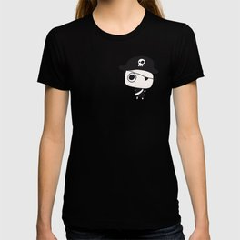 Small Pirate Captain T-shirt