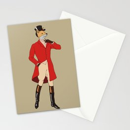 LIKE A FOX! Stationery Cards